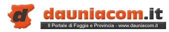 Dauniacom.it  Il Portale di Foggia e Provincia
