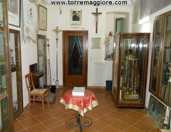 Museo religioso dedicato a Padre Amedeo Gravina - Convento Sacro Cuore OFM - Torremaggiore (FG)