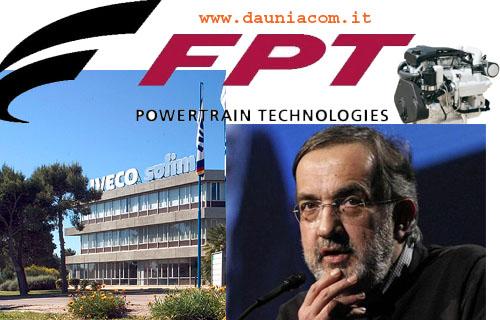 Sergio Marchionne (AD Fiat Chrysler) Foggia Sofim Iveco FPT - www.dauniacom.it