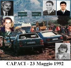 CAPACI – 23 MAGGIO 1992. VENTISETTE ANNI PER RICORDARE LA STRAGE.