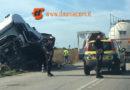 Incidente stradale sulla SS16, muore 70enne sanseverese