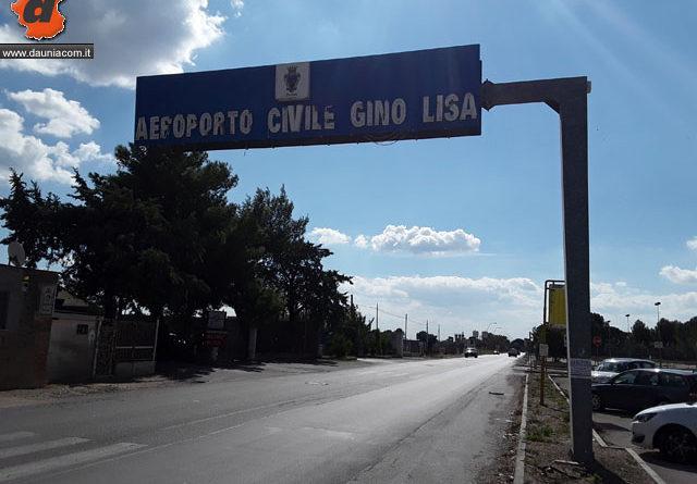 Allungamento pista Aeroporto Gino Lisa Conferenza stampa Presidente Emiliano lunedì ore 15.00 a Foggia