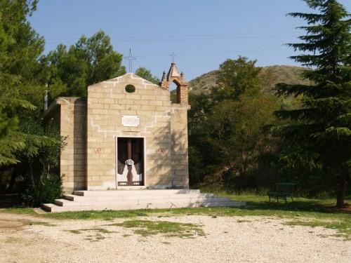 Santuario Madonna del Ponte - SP Civitate - fonte foto Laboratorio dell'emigrazione