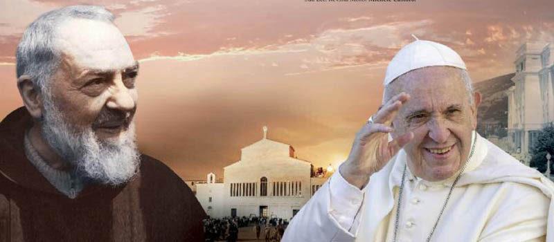 Programma definitivo della visita pastorale a San Giovanni Rotondo di Papa Francesco il 17 marzo 2018