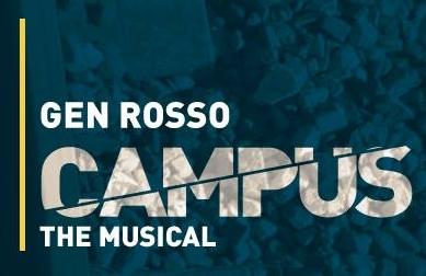 Musical GENROSSO l'11 marzo 2017 a San Severo (Fg), per la prima volta in Puglia