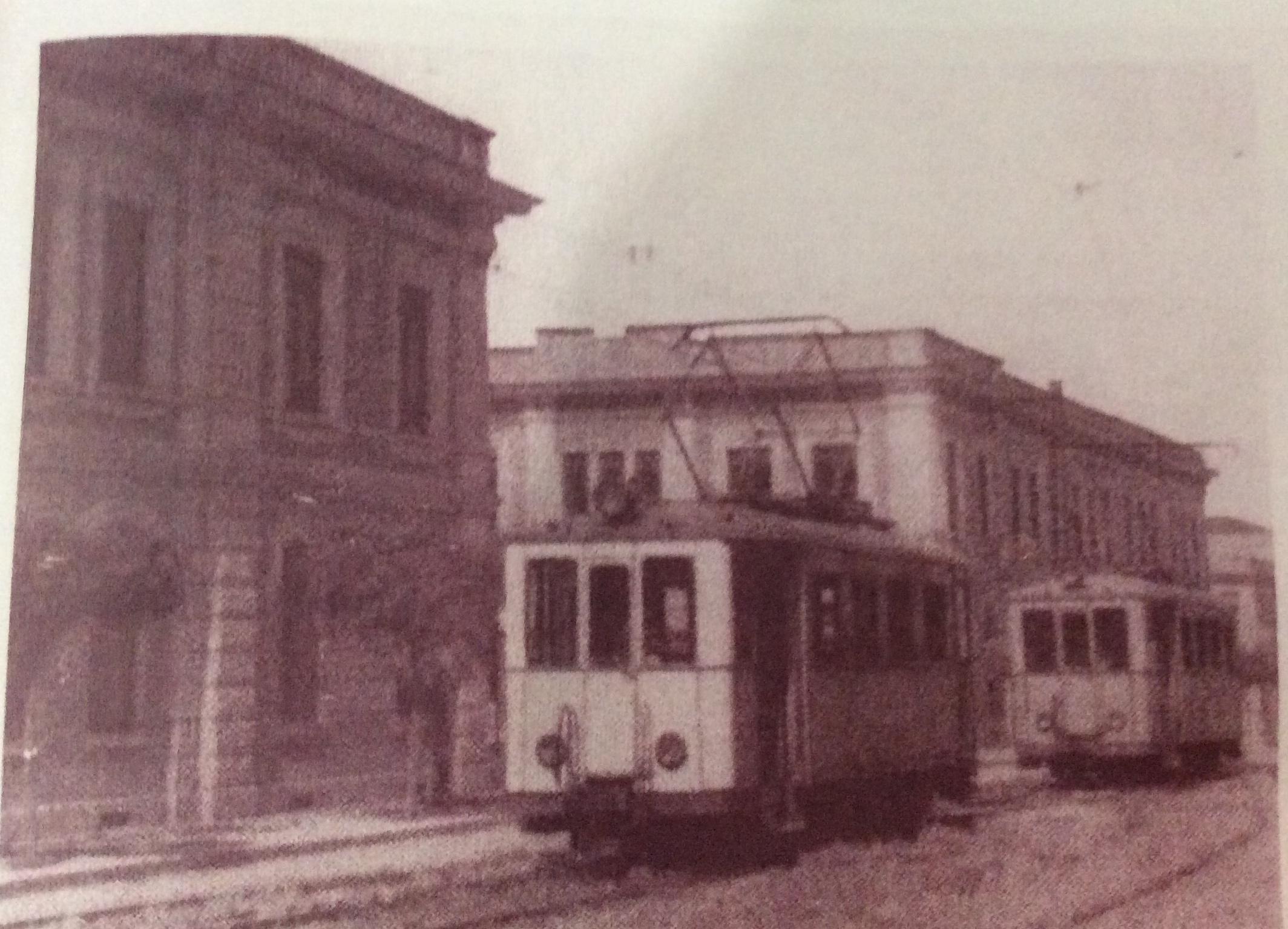 C'ERA UNA VOLTA IL TRAM!  30 Agosto 1925: corsa inaugurale della Tranvia Torremaggiore-San Severo.
