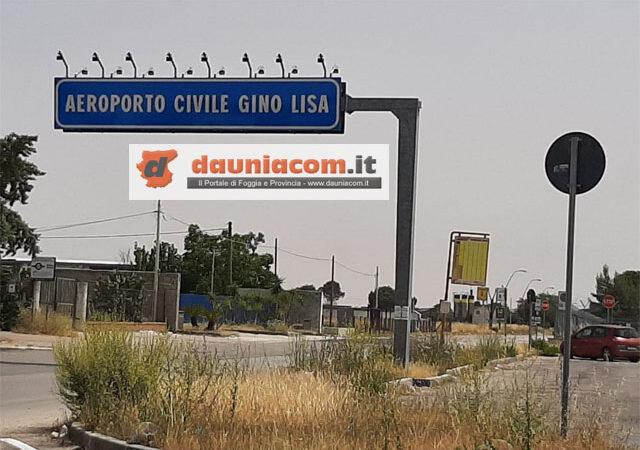 Problemi con l'antincedio allo scalo foggiano Gino Lisa, silenzio dalla Regione Puglia ma il Comitato Vola Gino Lisa tuona contro Bari