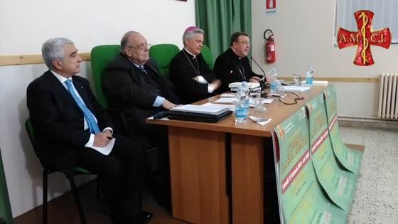 """Resoconto del convegno di studi sul tema """"L'uomo e la sua dignità"""" organizzato dall'AMCI di Lucera"""
