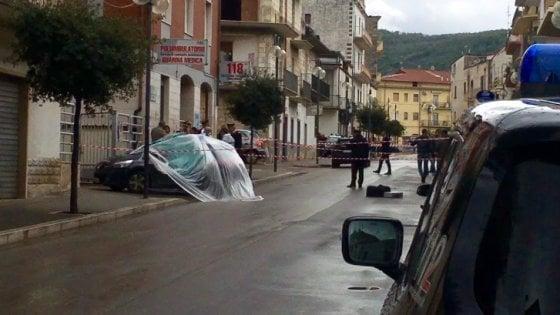 Carabiniere ucciso a Cagnano Varano da un pregiudicato. Il cordoglio delle istituzioni