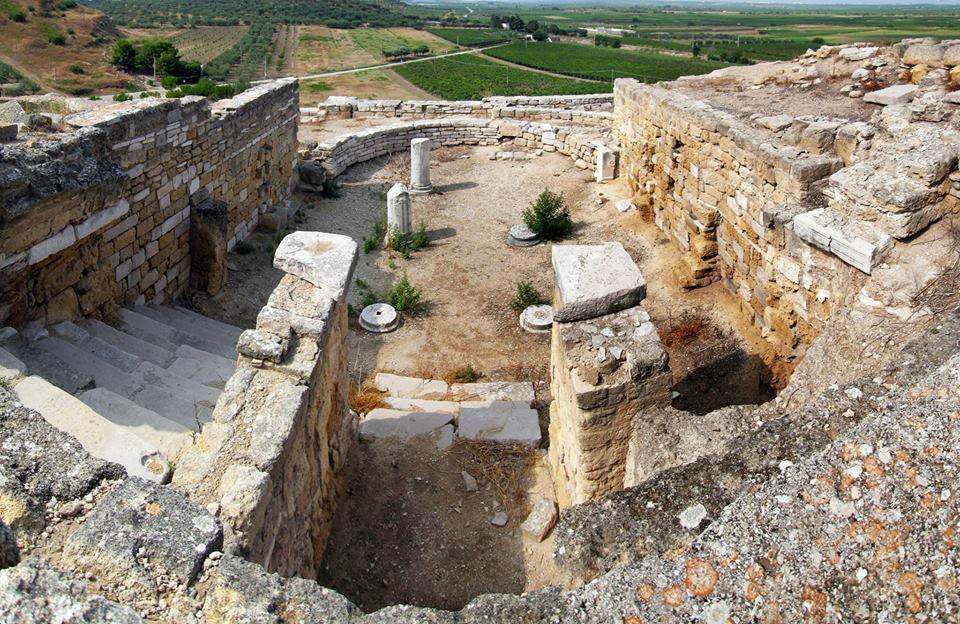 Evento al Parco Archeologico di Canne della Battaglia il 5 novembre 2017