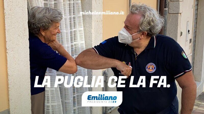 Video appello di Emiliano da Foggia: non possiamo tornare indietro, dateci consenso!