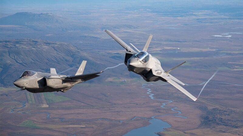 Video degli F-35 in azione a Foggia alla base di Amendola: potenza e tecnologia a difesa dei cieli e non solo
