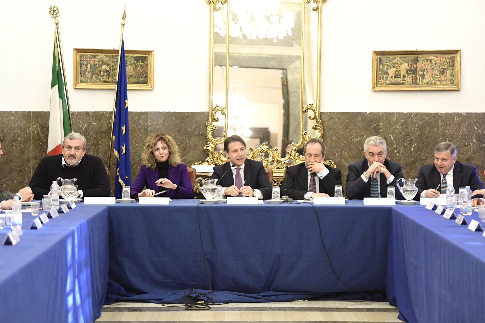 Contratto Istituzionale di Sviluppo per la provincia di Foggia. Emiliano scrive a Conte