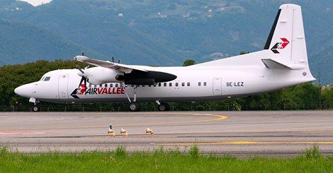I voli al Gino Lisa di Foggia riprenderanno il 27 ottobre 2014 verso Milano e il 6 dicembre 2014 verso Torino