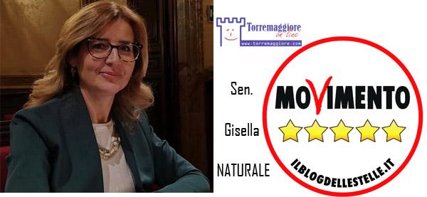 Ripartiamo dalla Cooperazione, la senatrice Naturale (M5S) il 29 giugno a Cerignola, Lesina, Apricena e Torremaggiore