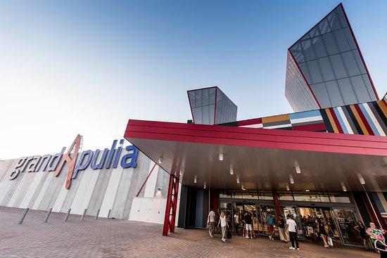 Il GrandApulia si trasforma in parco avventura fino al 25 aprile 2019