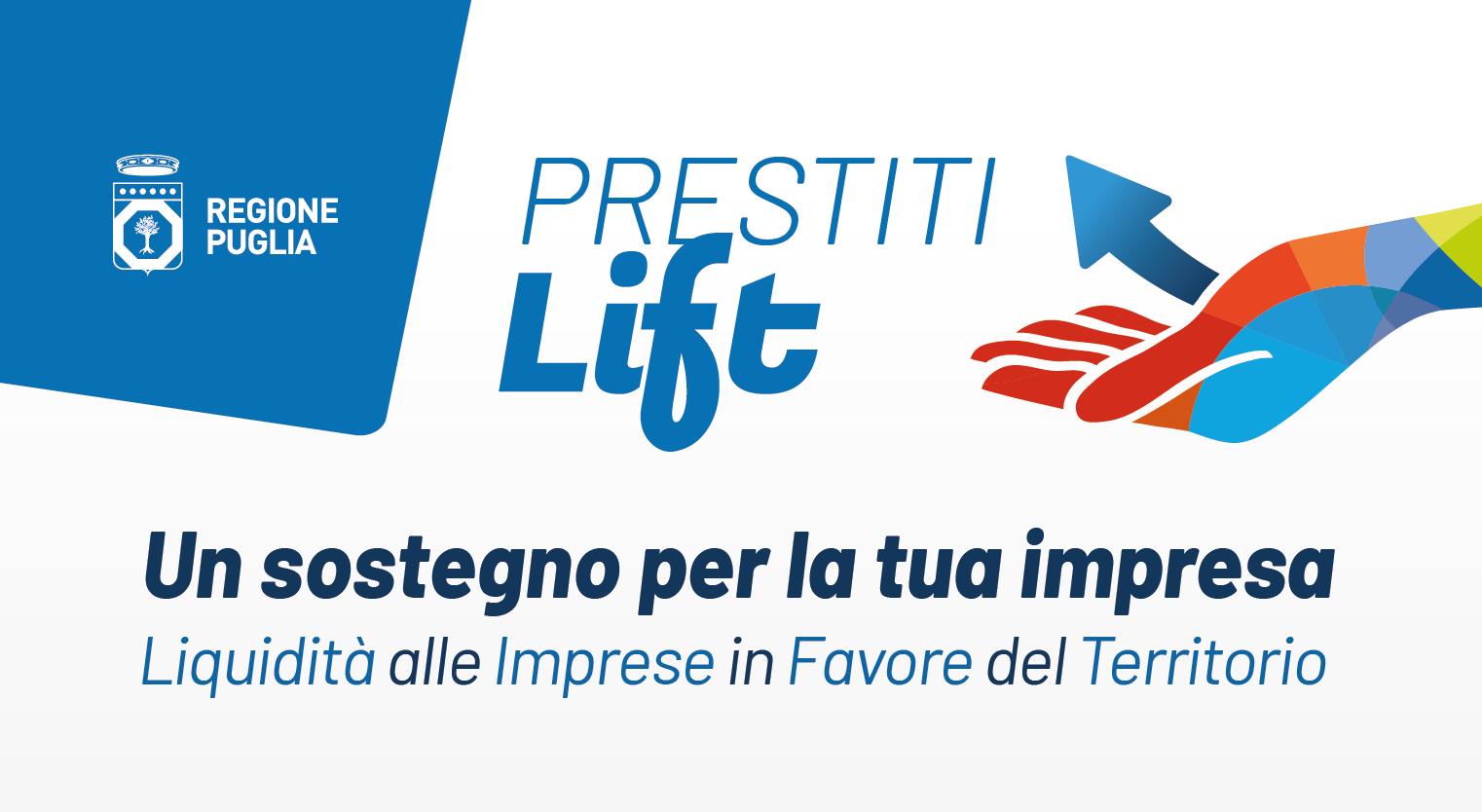 Puglia: sostegno alle imprese, pubblicati gli avvisi Microprestito, Titolo II Capo 3 Circolante e Titolo II Turismo Capo 6 Circolante