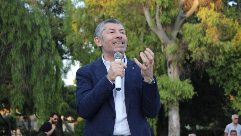 #ivanperlapuglia : al via l'11 luglio 2020 la campagna elettorale di Italia Viva per le regionali da Barletta con Ivan Scalfarotto candidato Presidente