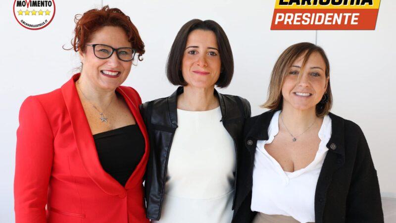 M5S Puglia: sulla  parità di genere, ci ha pensato il Governo nazionale, Emiliano e Fitto si vergognino