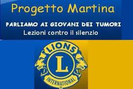 Riprendono le conferenze del Progetto Martina ideate dal Lions Club di Lucera: parliamo ai giovani dei tumori, lezioni contro il silenzio