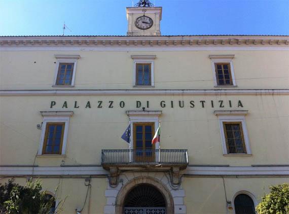 TRIBUNALE DI LUCERA, FORZA ITALIA PUGLIA: COMUNE CHIEDA A MINISTERO DI SGOMBERARE STRUTTURA. GRAZIE A SOTTOSEGRETARIO SISTO PER ATTENZIONE