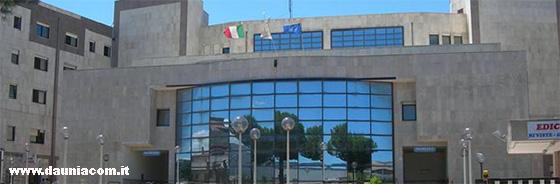 Forza Italia denuncia agli organi competenti le condizioni dell'Ospedale Teresa Masselli Mascia di San Severo