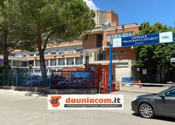 Terapia del dolore e nuova organizzazione delle attività anestesiologiche-chirurgiche al plesso ospedaliero Lastaria di Lucera del Policlinico Riuniti di Foggia