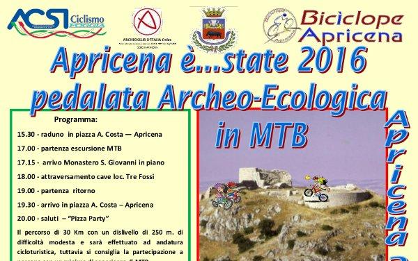 Pedalata archeo-ecologica ad Apricena