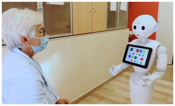 All'IRCCS Casa Sollievo della Sofferenza prende il via la sperimentazione del robot Pepper per facilitare il lavoro del personale medico