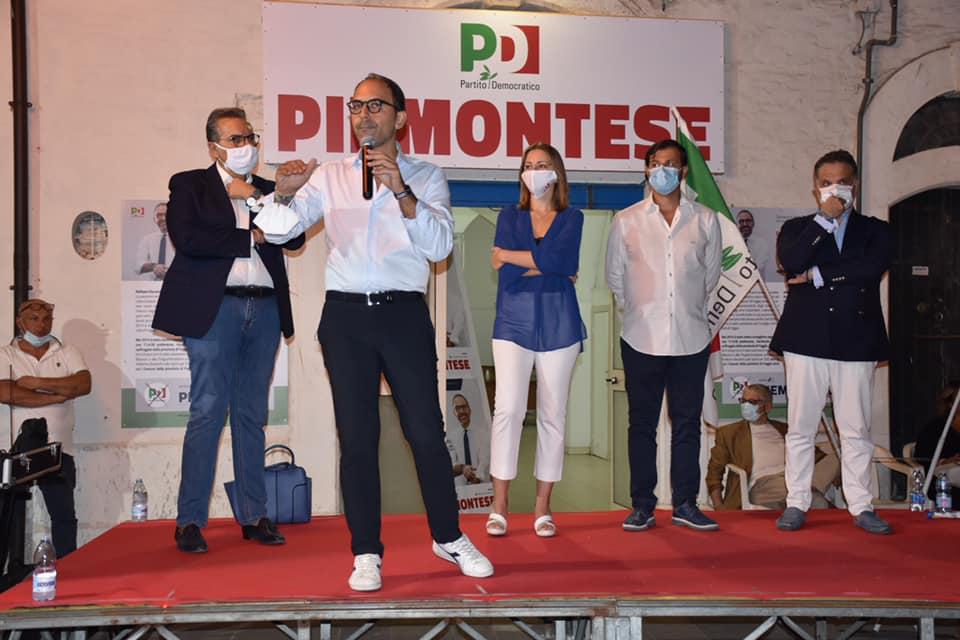 Raffaele Piemontese (PD) da San Severo: serve il cuore, contano i fatti