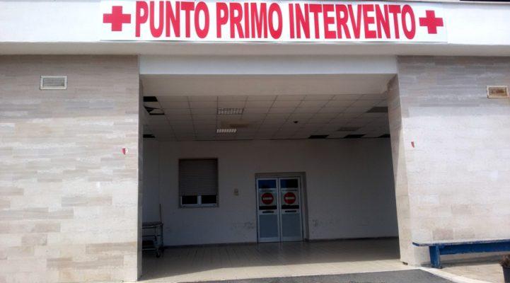 Emiliano: terminati i lavori al PTA di Vieste con il nuovo poliambulatorio