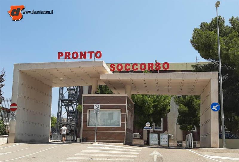 Paolo Campo (PD) interviene sull'Ospedale di Manfredonia e attacca il forzista Giandiego Gatta