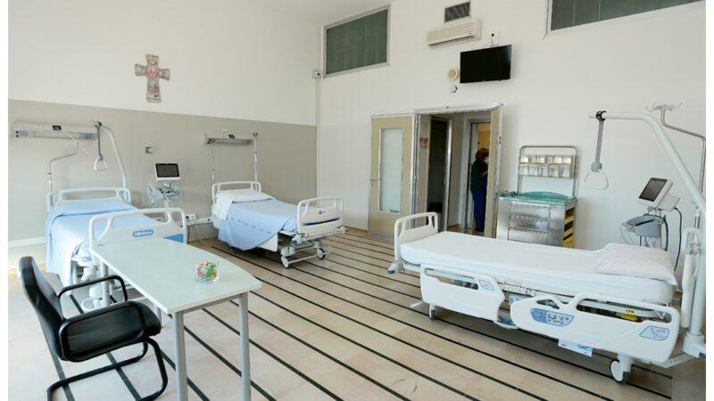 IRCCS Casa Sollievo della Sofferenza: inaugurata la Recovery room ginecologica che fungerà da stanza di monitoraggio per il post intervento chirurgico di pazienti con patologie pregresse