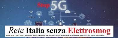 Rete Italia senza Elettrosmog: siamo ancora a parlare di 5G e inquinamento elettromagnetico