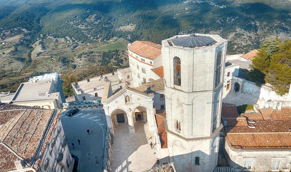 Il Parco del Gargano valorizza l'accesso alla Basilica UNESCO di Monte Sant'Angelo