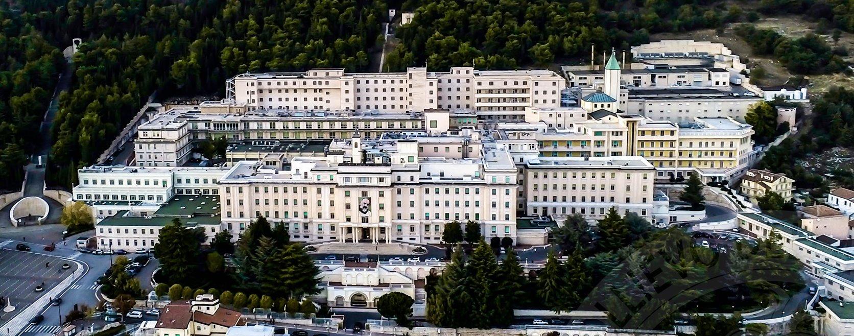 Gli ospedali ecclesiastici MIULLI e CASA SOLLIEVO nella rete Emergenza Covid in Puglia con duecento posti letto