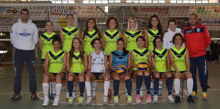 In Prima Divisione femminile la New Volley Lucera punta  su 4 assi classe 2000. Serie C maschile: arriva Michele Ferrara